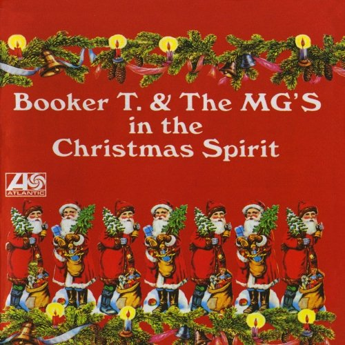 Booker T The MGs Jingle Bells Winter Wonderland
