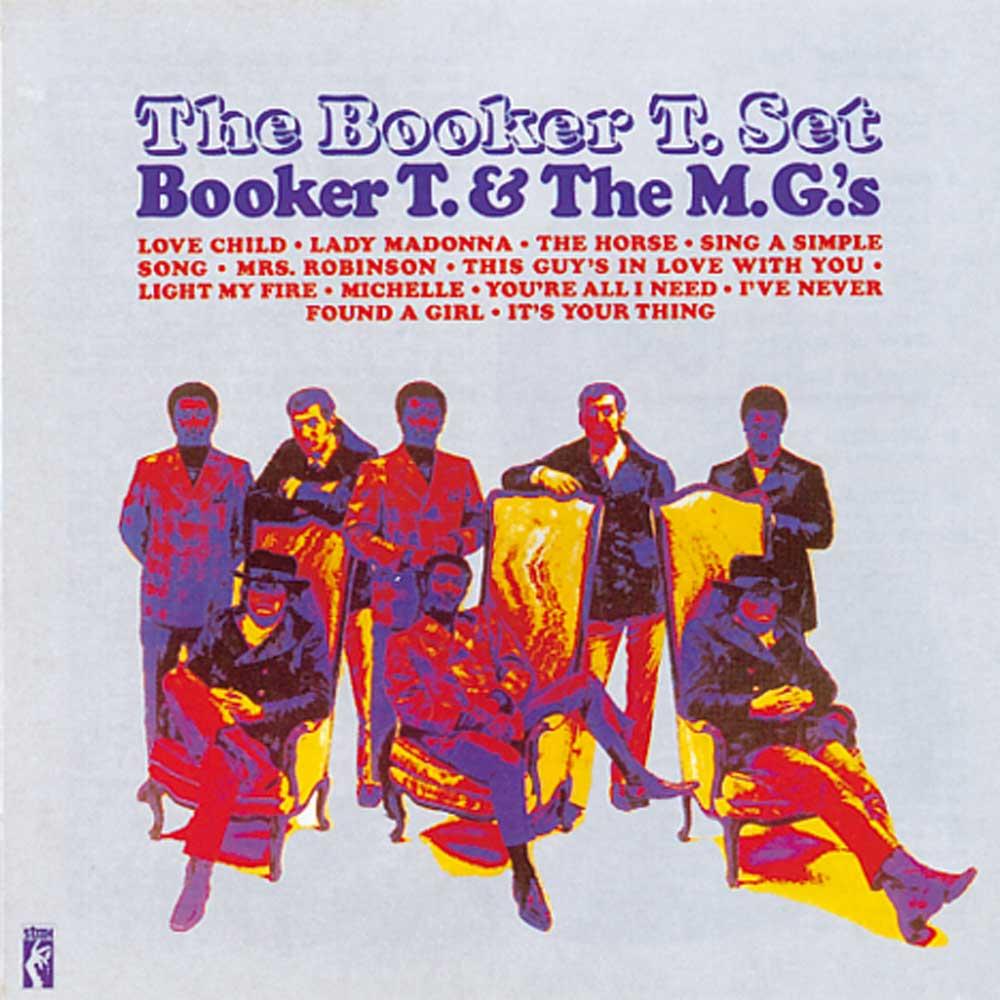 Booker T & The MG's* Booker T. & The M.G.'s - Soul Clap '69 / Mrs. Robinson